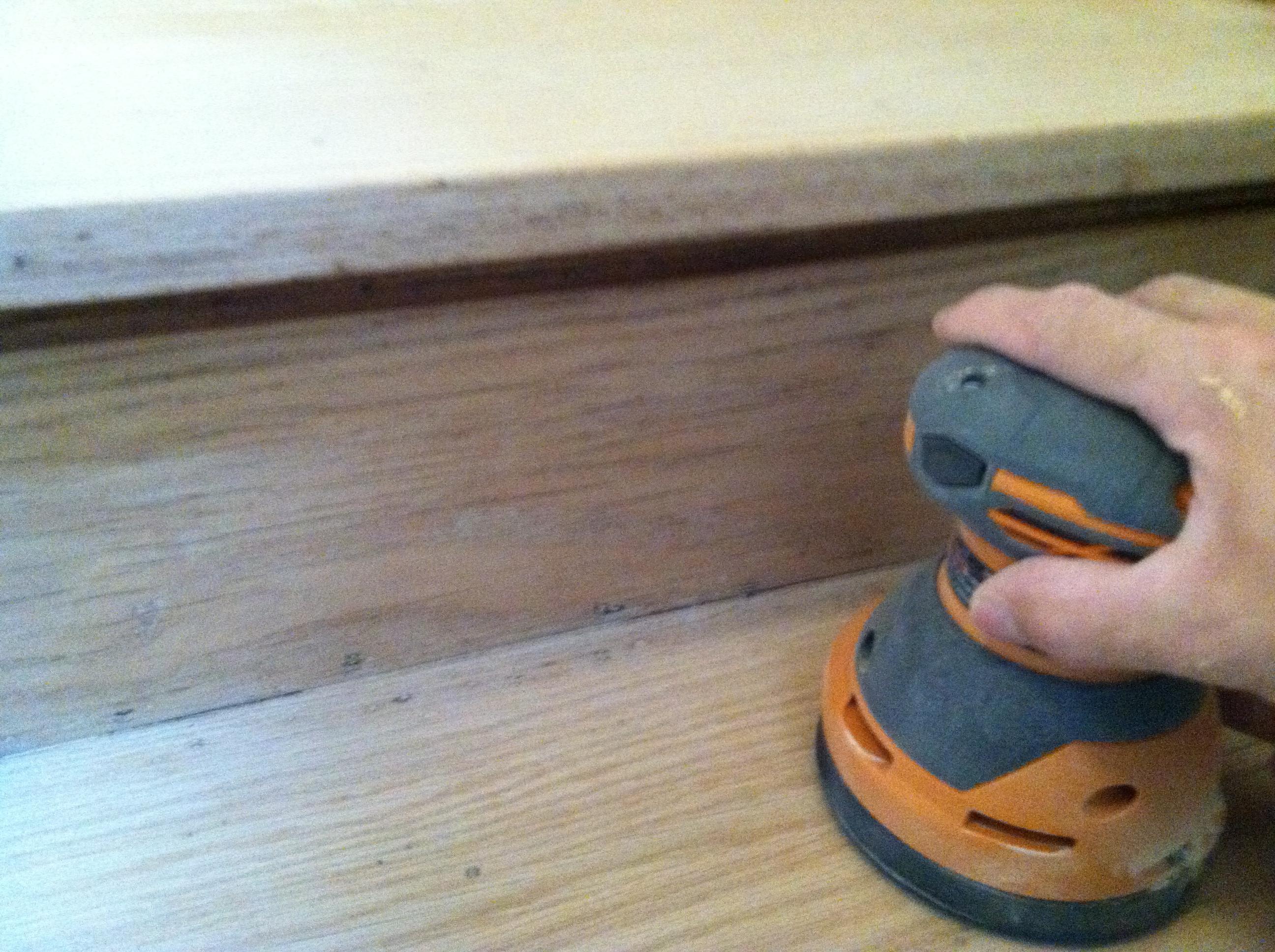 Stairs Twin Town Floor Sanding